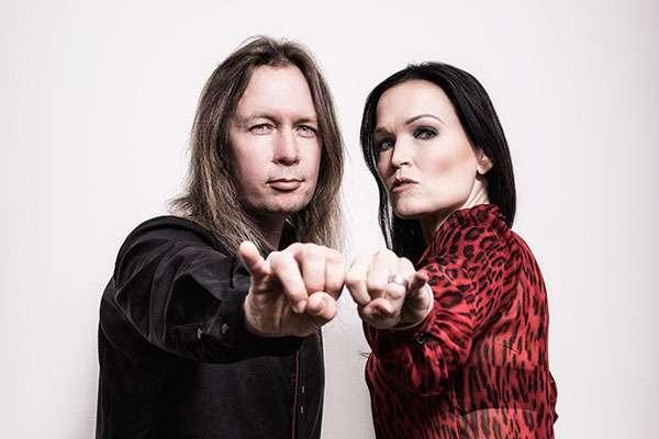 Tarja & Timo of Stratovarius