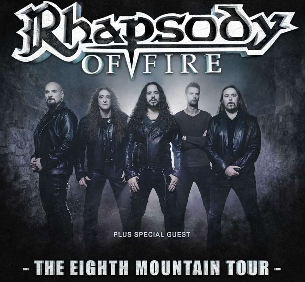 Rhapsody of Fire Tour 2019