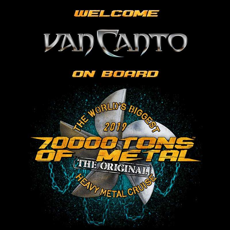 VAN CANTO CONFIRMED 70.000 TONS OF METAL