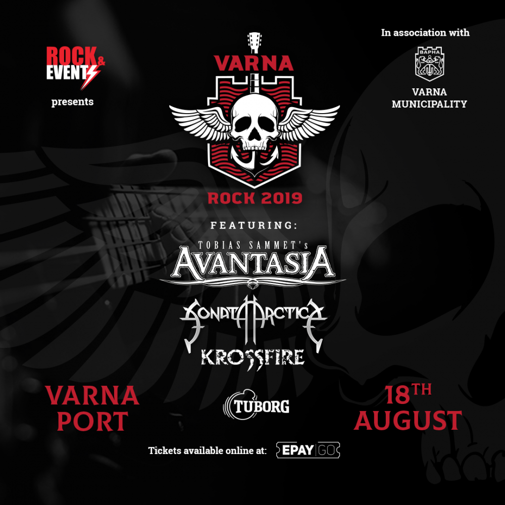 Avantasia at Varna Rock