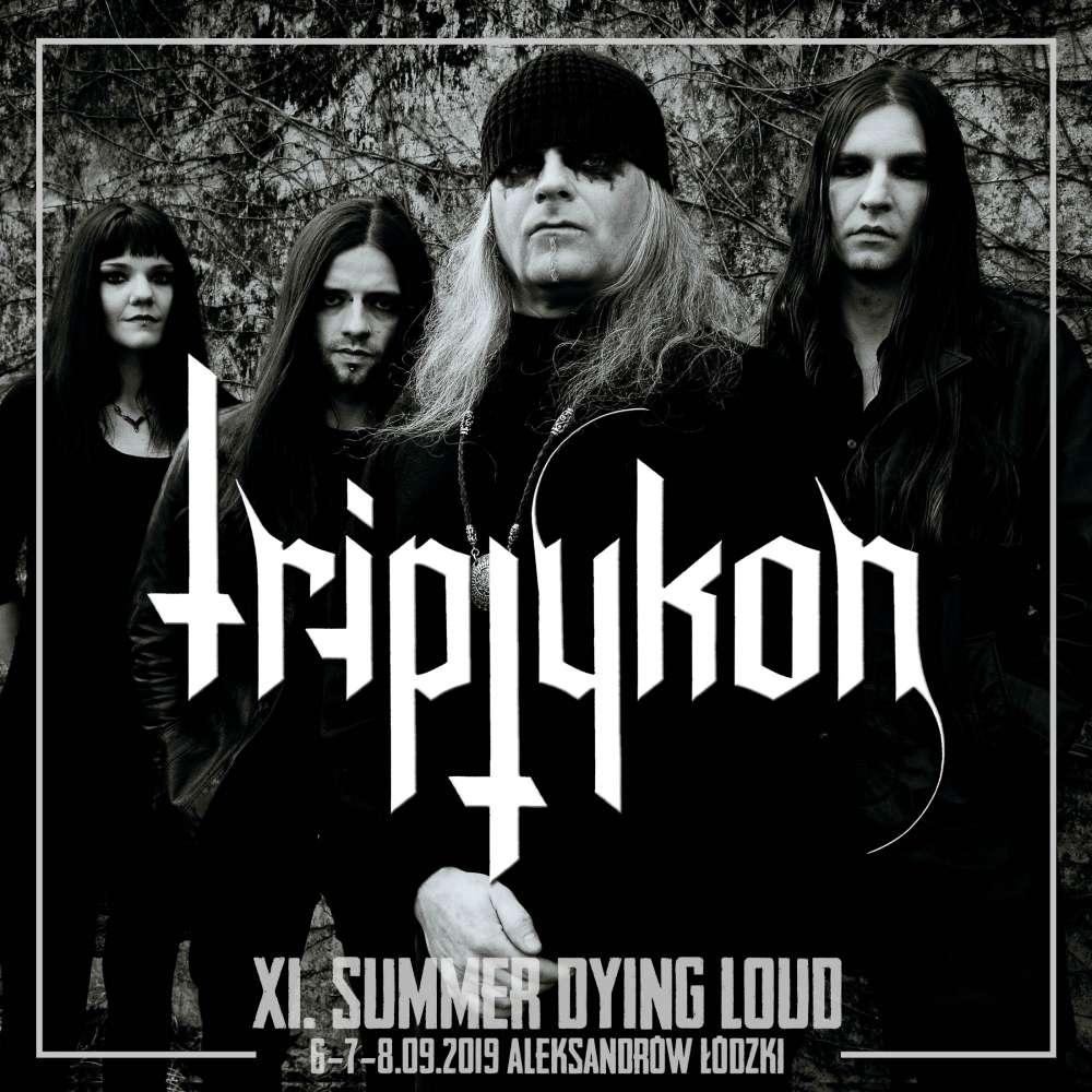 TRIPTYKON CONFIRMED FOR SUMMER DYING LOUD
