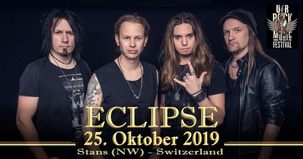 Eclipse at UrRock Music Festival 2019