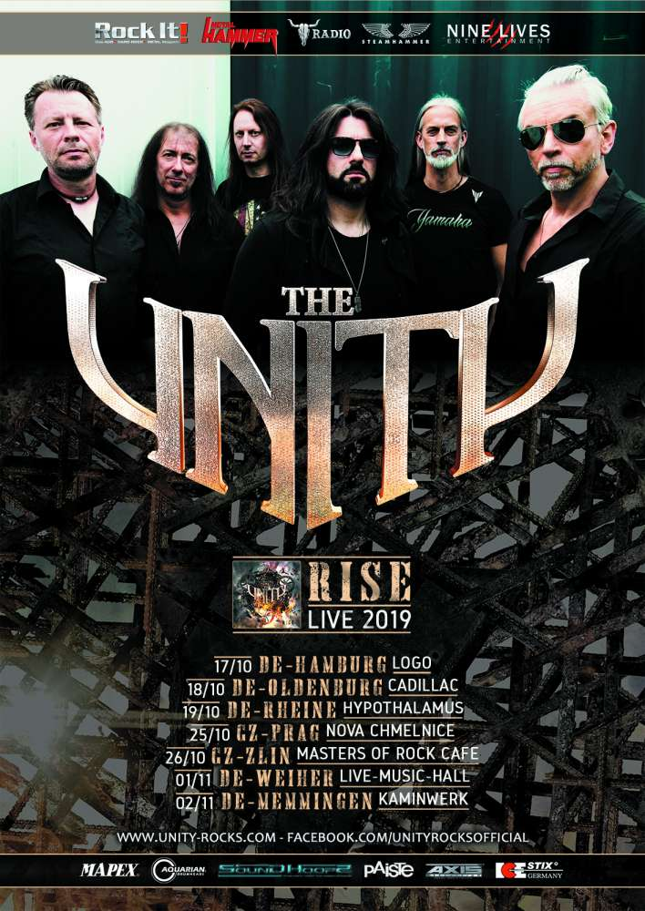 The Unity Rise 2019