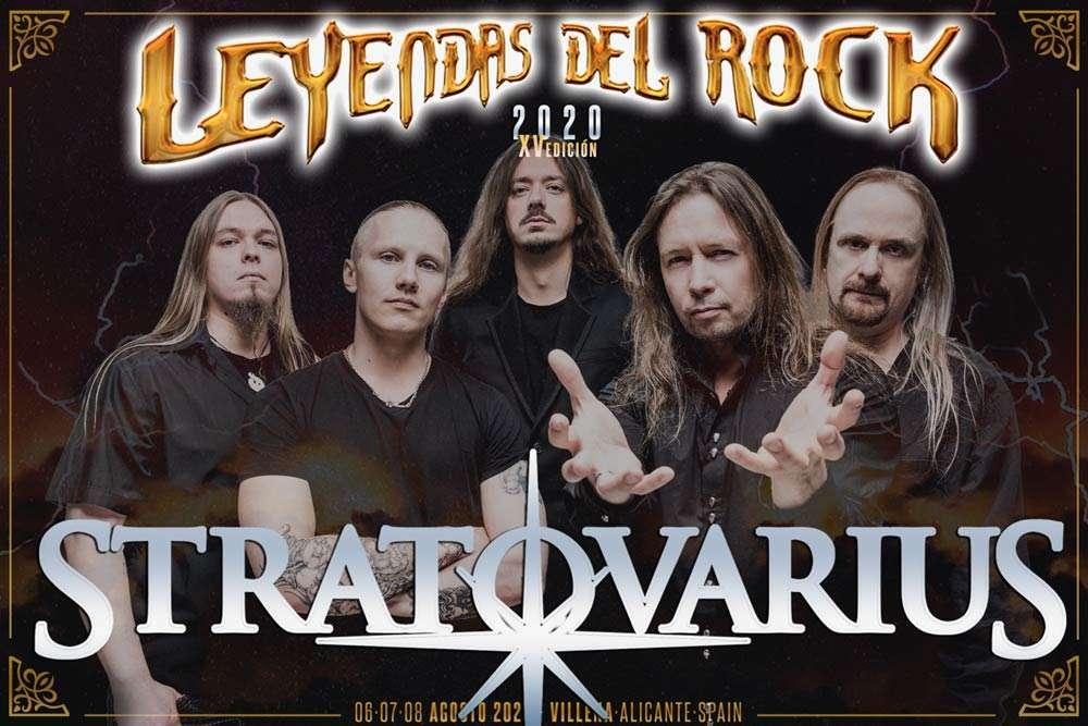 Stratovarius @ Leyendas del Rock