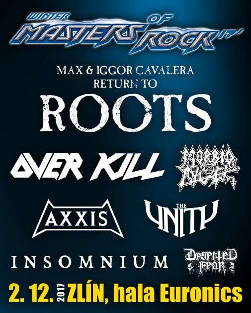 Winter Masters of Rock 2017