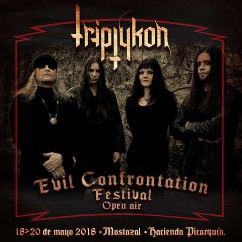 Evil Confrontation Festival 2018