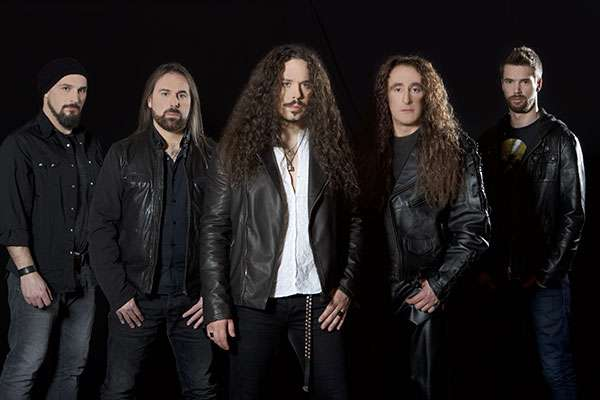 Rhapsody of Fire on tour in 2019