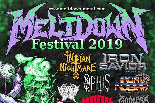 Iron Savior confirmed for Meltdown Festival in september 2019