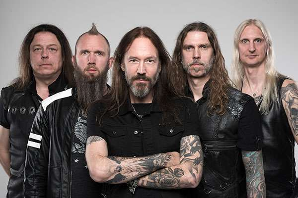 HammerFall announce WORD DOMINION TOUR 2020