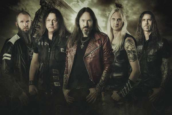 Hammerfall Show in Berlin is sold out!