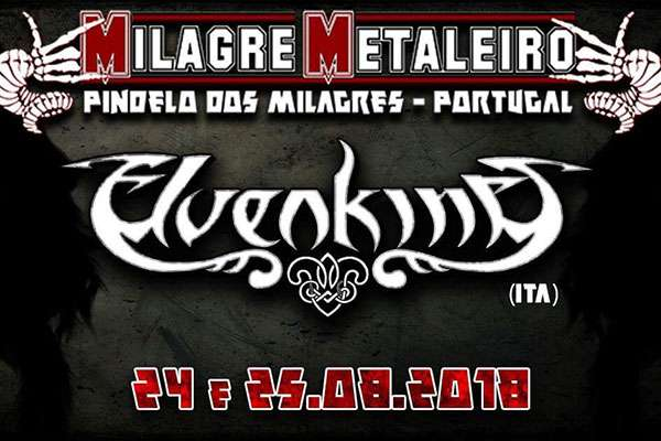 Elvenking confirmed Milagre Metaleiro Open Air 2018